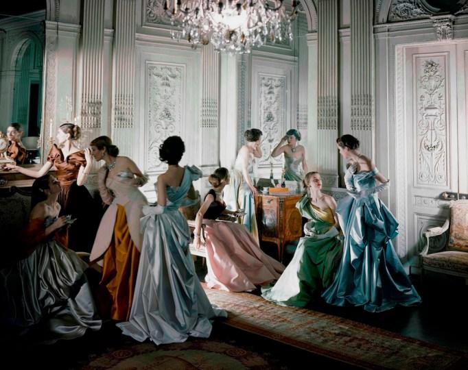 Met Museum's Costume Institute Reopens with