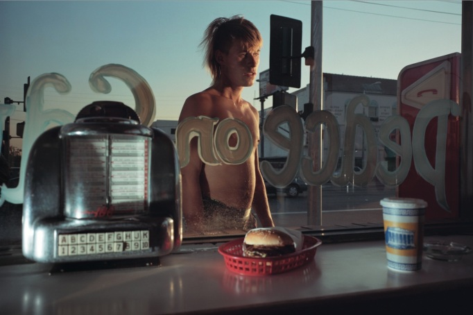 Hustling with Philip-Lorca diCorcia
