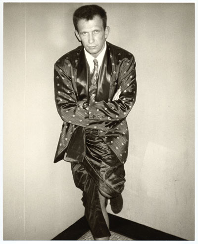 Andy Warhol, Jean Paul Gaultier, 1984. ©2013 THE ANDY WARHOL FOUNDATION FOR THE VISUAL ARTS, INC./LICENSED BY ARS, NEW YORK