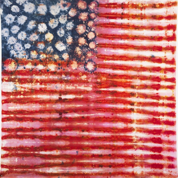 Piotr Uklański, 'Untitled (Priceless),' 2012, fiber reactive dye on oxidized cotton textile. Bass Museum of Art.