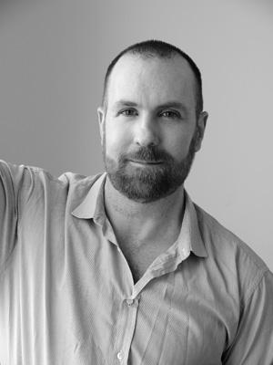 James Jenkin from Printed Matter Clinton