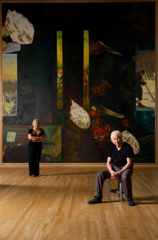 Unfinished Business: Ilya and Emilia Kabakov