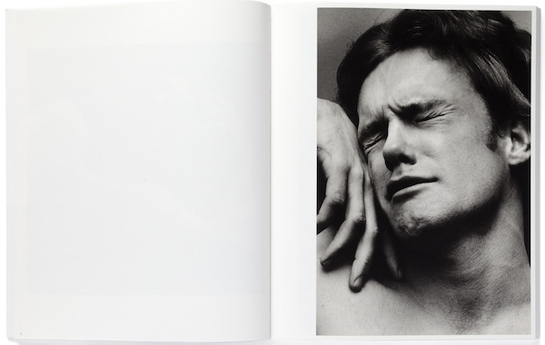Peter Hujar, Orgasmic Man, 1969. ©THE ESTATE OF PETER HUJAR, COURTESY FRAENKEL GALLERY, SAN FRANCISCO.