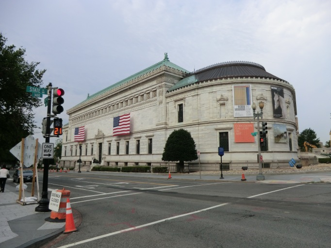 Corcoran Merges with National Gallery and