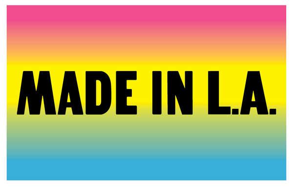 """Made L.."" Artists Announced 2014 Biennial"