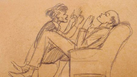 Scenes from Edward Hopper's Marriage