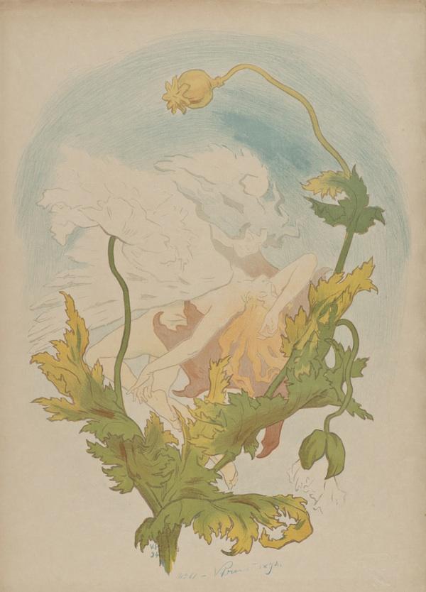 10. Victor Emile prouve_L'Opium_600