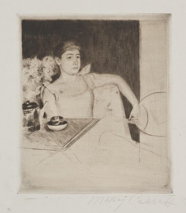 14. Mary Cassatt Tea_600