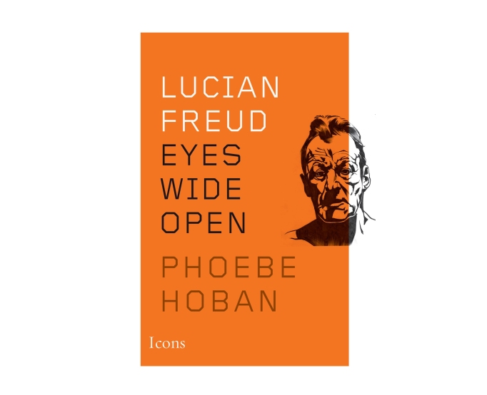 Portrait of Lucian Freud: Interview with