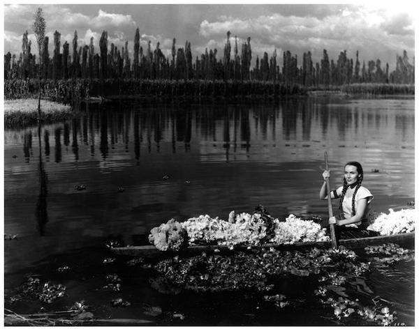 """Gabriel Figueroa, still from María Candelaria, directed by Emilio """"El Indio"""" Fernández, 1944. ©GABRIEL FIGUEROA FLORES ARCHIVE."""