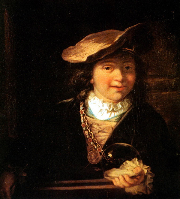 The Story of Rembrandt: For Children