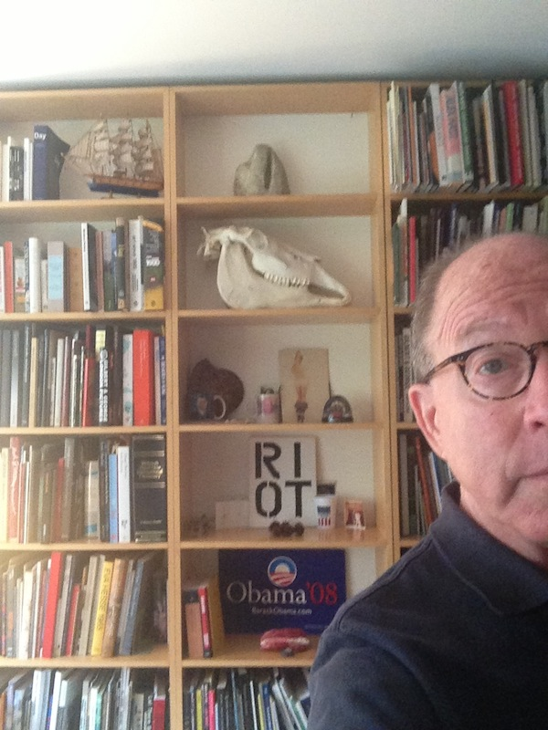 Jerry Saltz, art critic for New York Magazine.