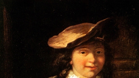 French Rembrandt Thief Lives Real-Life Version