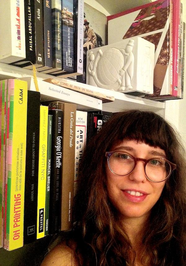 Sofia Maldonado, artist.