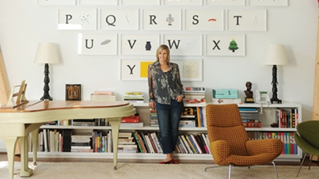 Viveca Paulin-Ferrell: L.. Story