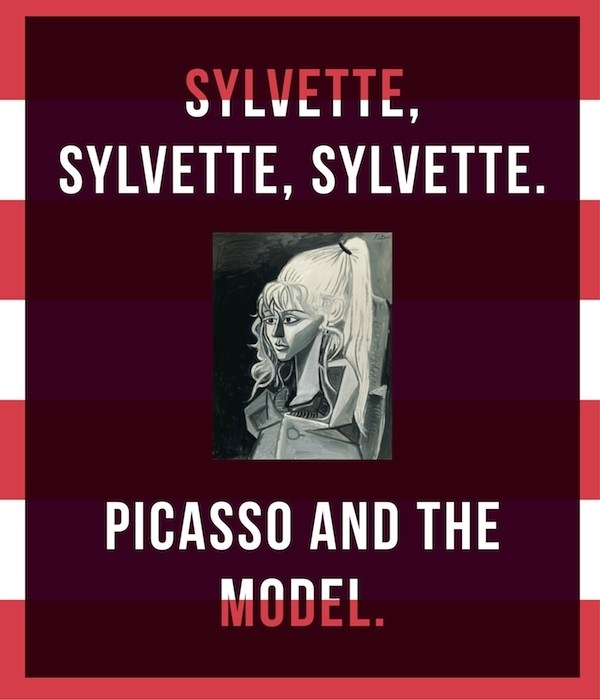 Sylvette, Sylvette, Sylvette: Picasso and the Model Book Cover.