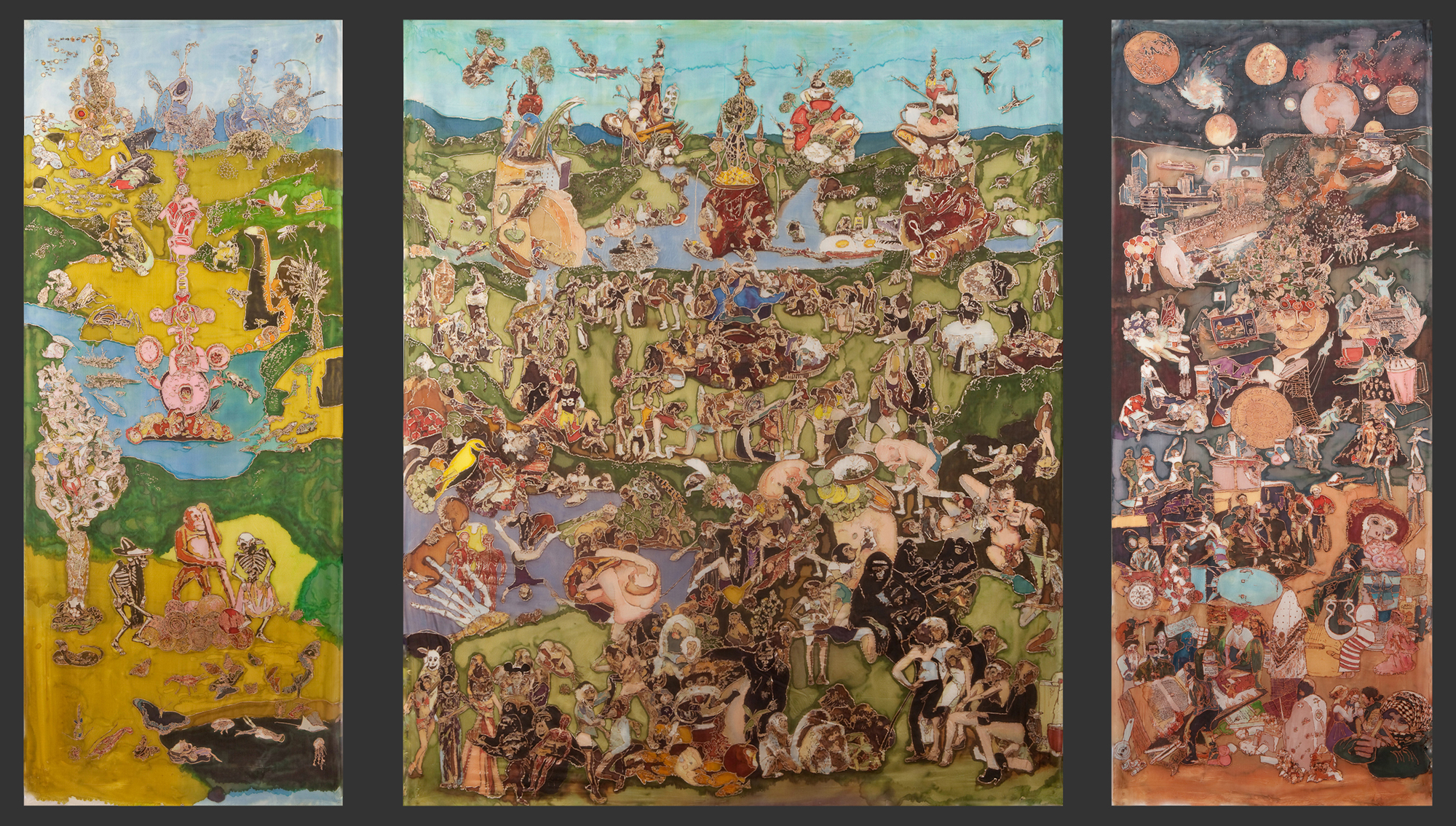 7 Contemporary Works Inspired by Bosch\u0027s Garden of Earthly