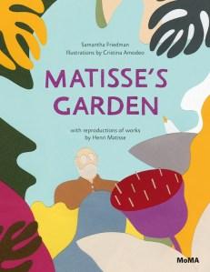 Matisse's Garden cover