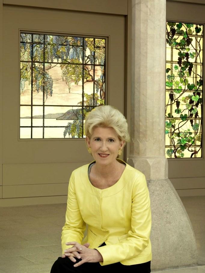 Emily K. Rafferty, Met Museum President