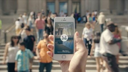 App Attack! The Met Presents New