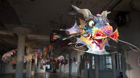 Ai Weiwei Breaks into Alcatraz