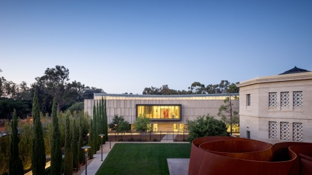 Private Passion Goes Public: Stanford's Anderson