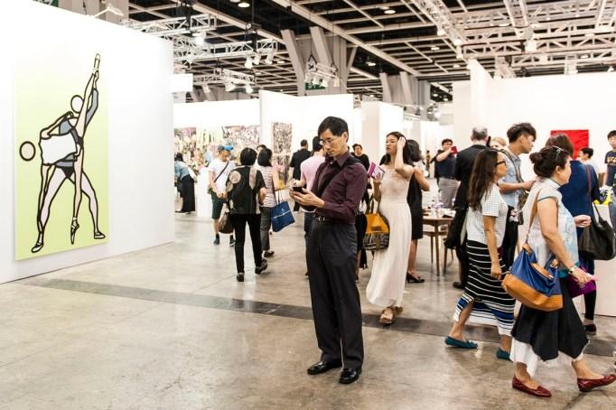 Art Basel Hong Kong Reveals 2015