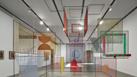 'Fiber: Sculpture 1960–Present' Institute of Contemporary