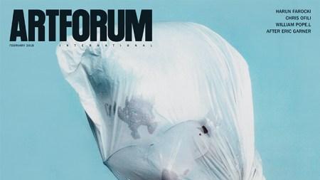 William Pope.L Discusses His Artforum Cover