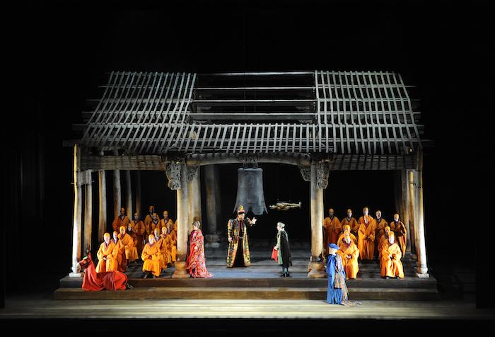 Gods and Monsters: Zhang Huan on 'Semele,' His Cross