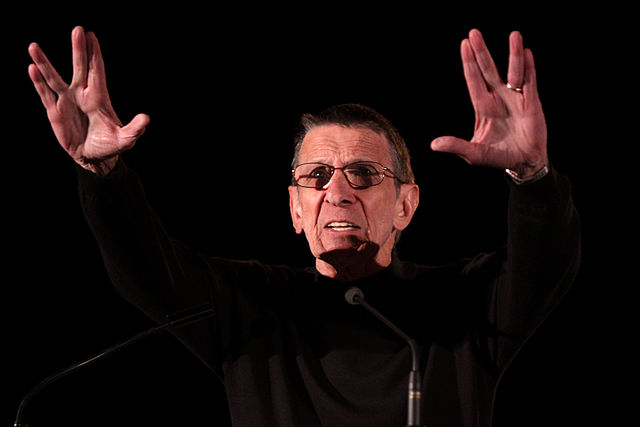 Leonard Nimoy, Actor, Artist, Collector, and Patron, Dies at 83