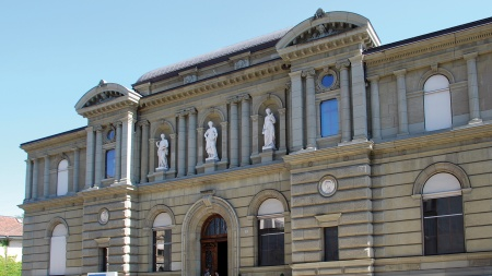 Munich Court Upholds Kunstmuseum Bern's Claim