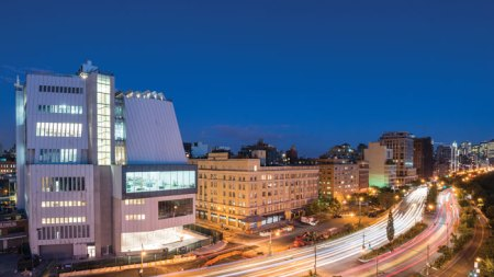 The Whitney Moves Downtown: Artists and