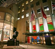 Christies Offices At 20 Rockefeller Plaza In New York COURTESY CHRISTIES