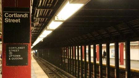 Morning Links: Cortlandt Street Station Edition