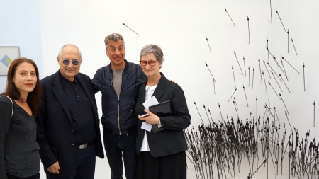 Frieze Opening Day: Photos From the