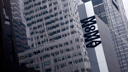 MoMA Staff Protests the Museum's 'Party