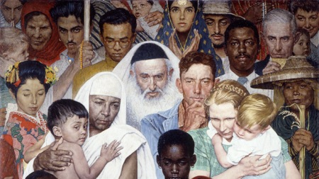 Norman Rockwell Museum Honors UN's 70th