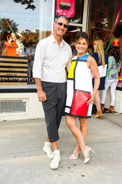 Lisa and Richard Perry