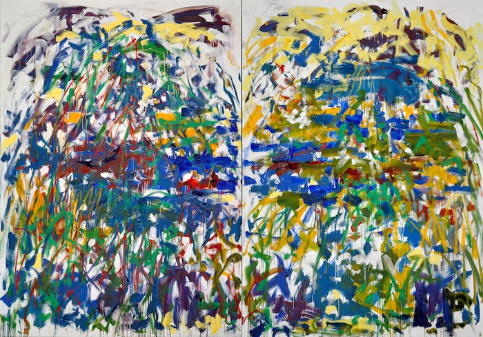 an expressionist in paris john ashbery on joan mitchell in 1965