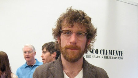 David Brooks on Dustin Yellin: 'He's