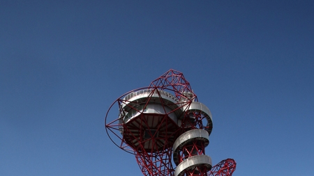 Anish Kapoor and Cecil Balmond's ArcelorMittal