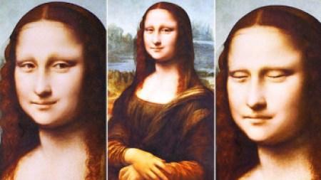 Morning Links: Living Mona Lisa Edition