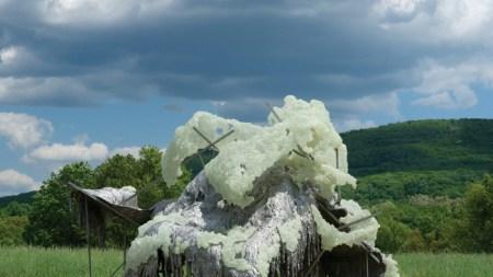Lynda Benglis Storm King Art Center