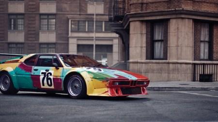 Auto Companies Deliver Sponsorship Contemporary Art