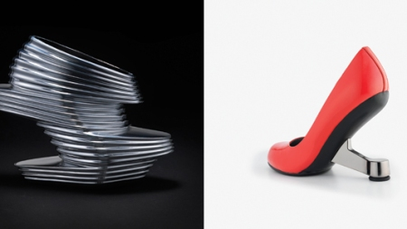 High Heels Follow Architecture and Design