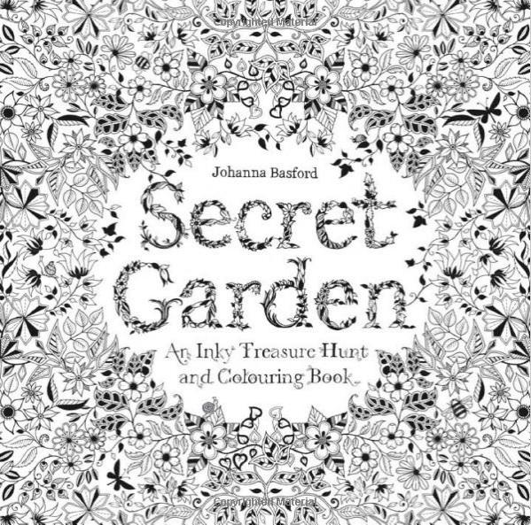 The Cover Of Johanna Basfords Secret Garden VIA THE INTERNATIONAL BUSINESS TIMES