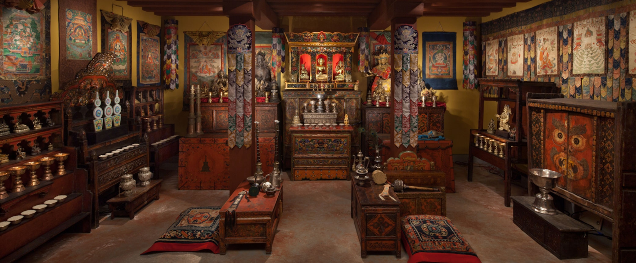 The Rubin Museum Is Crowdfunding to Expand Its Shrine Room ARTnews