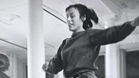 Yvonne Rainer Getty Research Institute