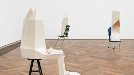'Andra Ursuta: Whites' Kunsthalle Basel